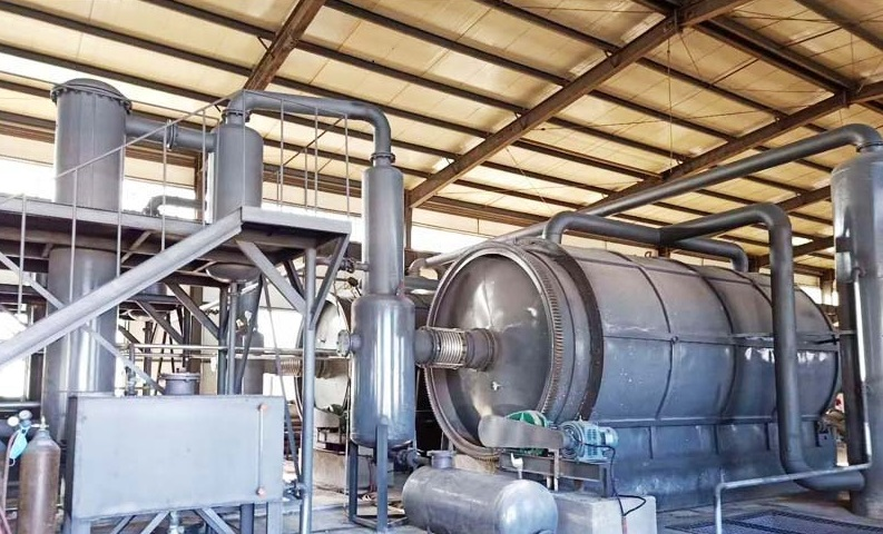 What is pyrolysis? – Line of Defense